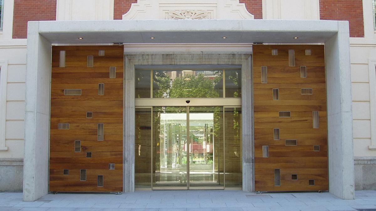 La sede de la Consejería de Sanidad de Castilla y León, en Valladolid.