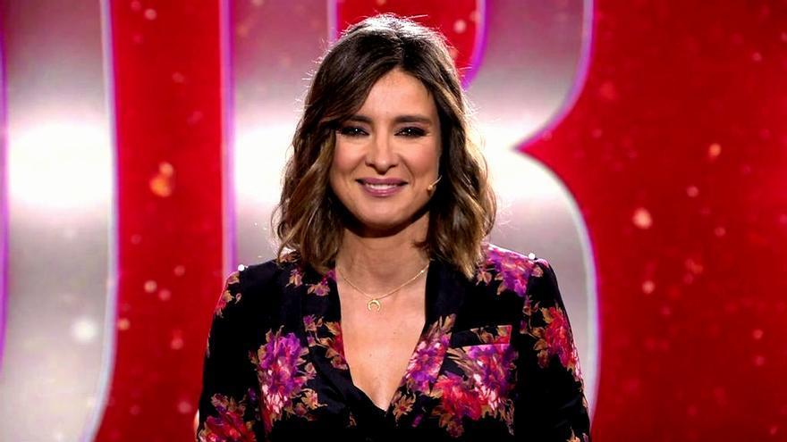 Sandra Barneda, en el debate de GH VIP