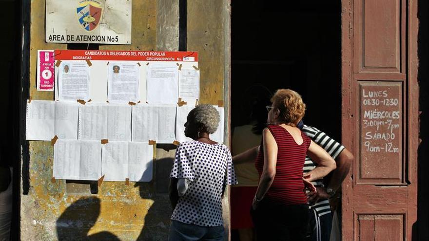 Cuba retoma el proceso de nominación de los candidatos electorales tras el paso del huracán Irma