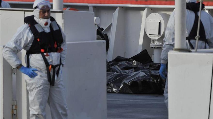 Llegan a Malta los supervivientes del último naufragio en el Mediterráneo