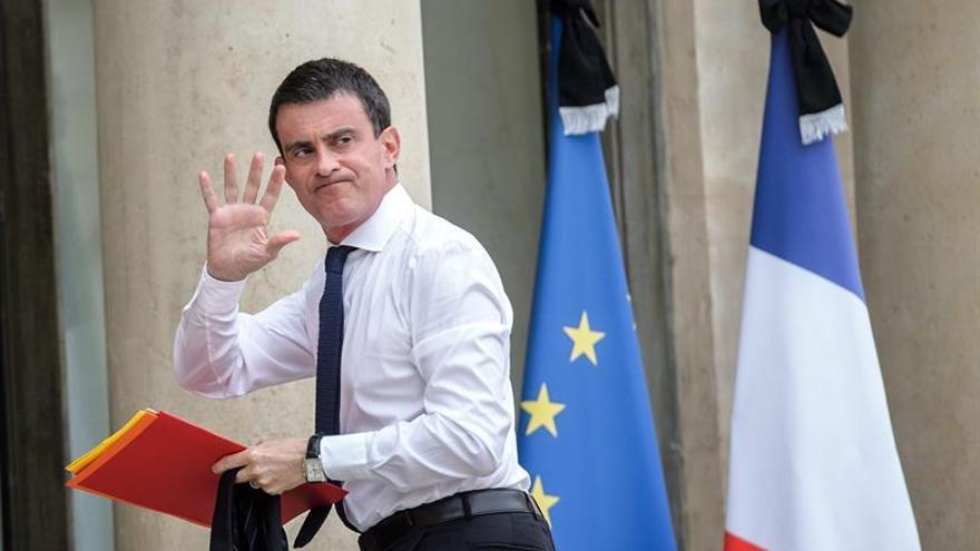 """Valls:""""El terrorismo formará parte de nuestro día a día durante mucho tiempo"""""""