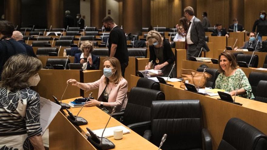 PP confirma su rechazo a las medidas económicas y sociales de la comisión y se abstendrá en Sanidad y UE