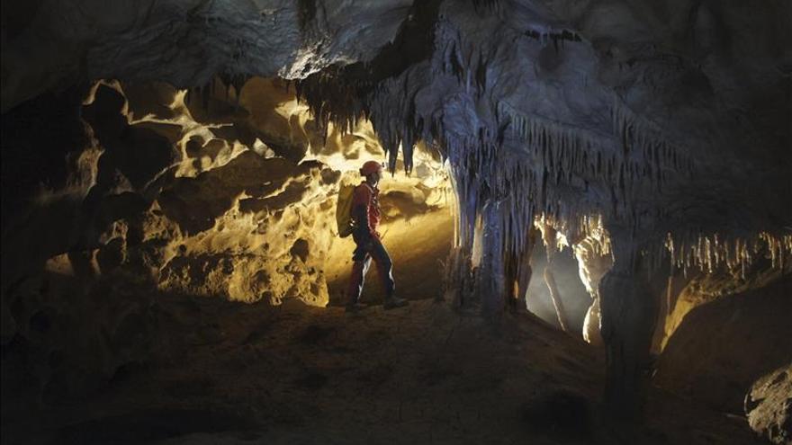 Hallan dos nuevas galerías en la Cueva del Gato, el mayor hallazgo en 45 años