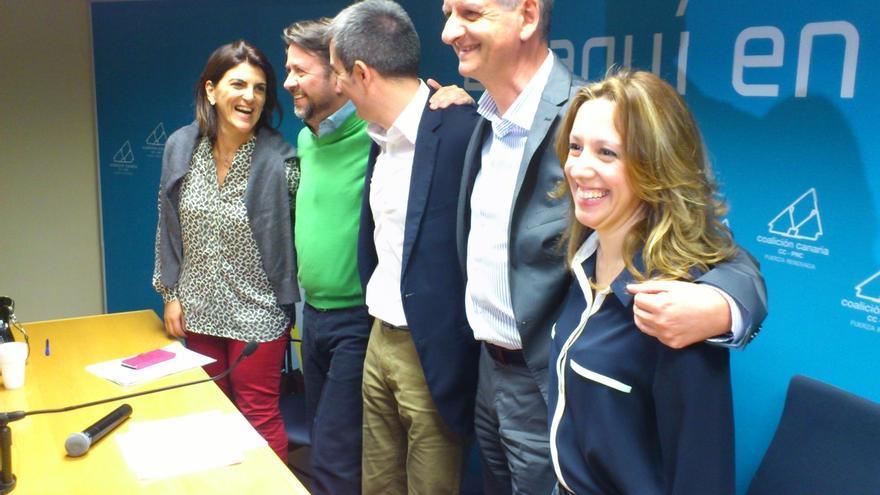 Rosa Dávila irá de 'número dos' de CC al Parlamento por Tenerife
