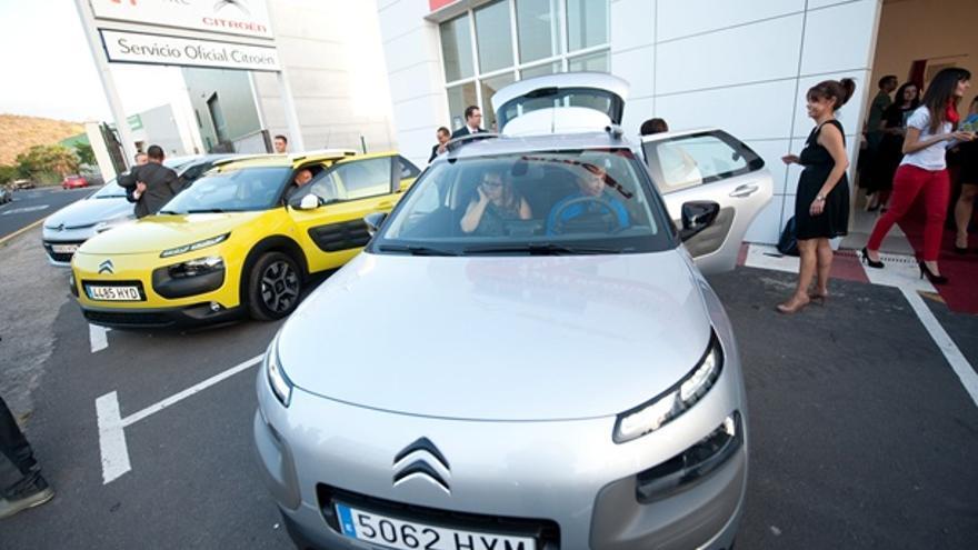 Concesionario tinerfeño de Citroën, marca líder en la provincia