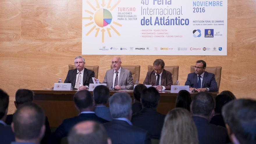 Presentación de la 40ª Feria Internacional del Atlántico