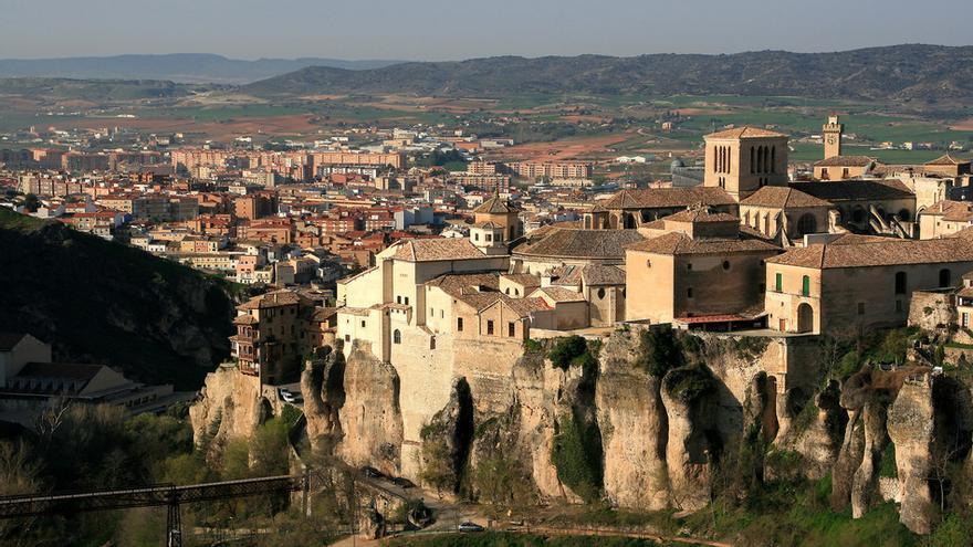 Cuenca FOTO: Turismo Castilla-La Mancha