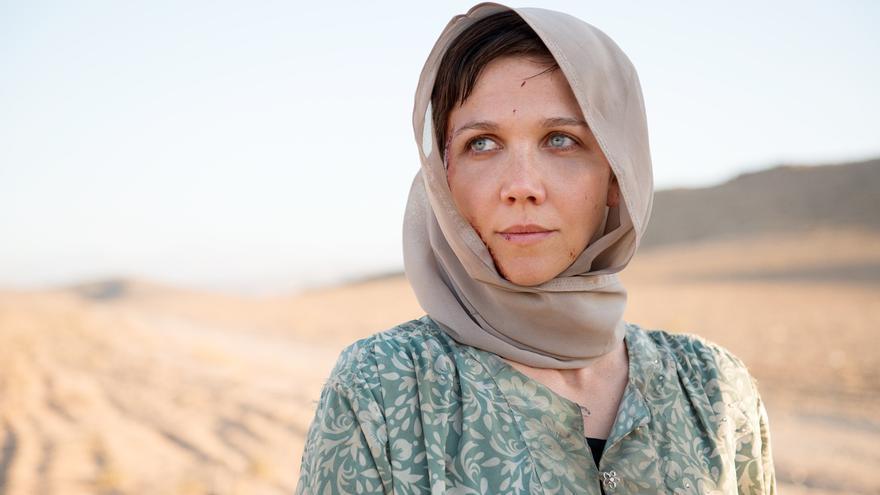 Maggie Gyllenhaal en 'The Honourable Woman'
