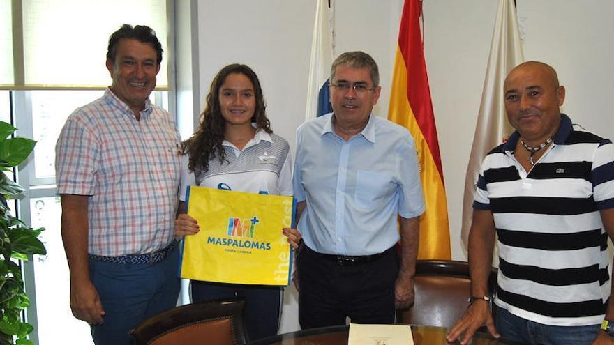 El IBSA CCO 7 Palmas cierra su plantilla con Cristina Erdocia