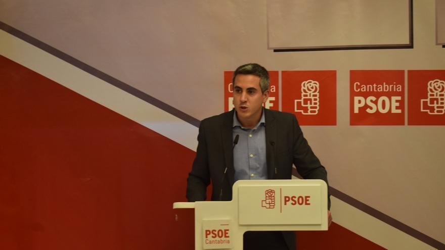 """Zuloaga (PSOE) cree que reformar la Constitución es la """"mejor forma de darle vigencia"""""""