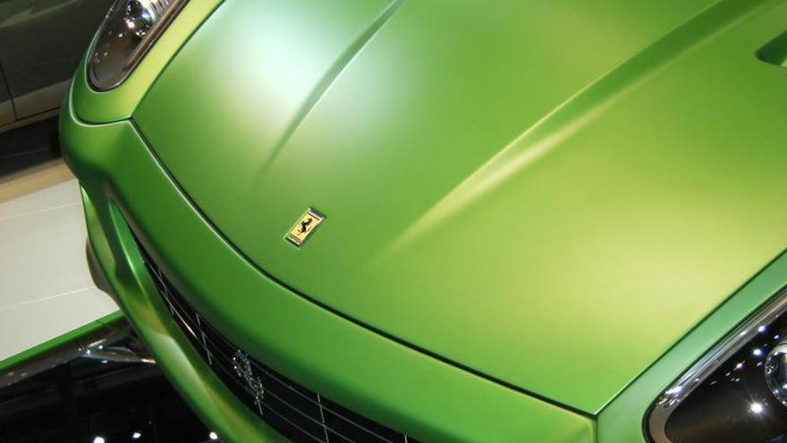 Ferrari ganó 290 millones de euros en 2015, un 9 % más que en 2014