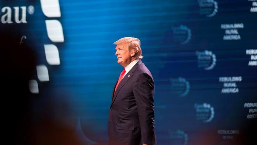 "Trump asegura que demócratas no quieren solucionar situación de ""soñadores"""