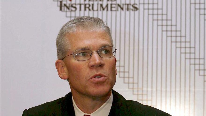 Texas Instruments ganó 1.759 millones de dólares en 2012, el 21,3 por ciento menos