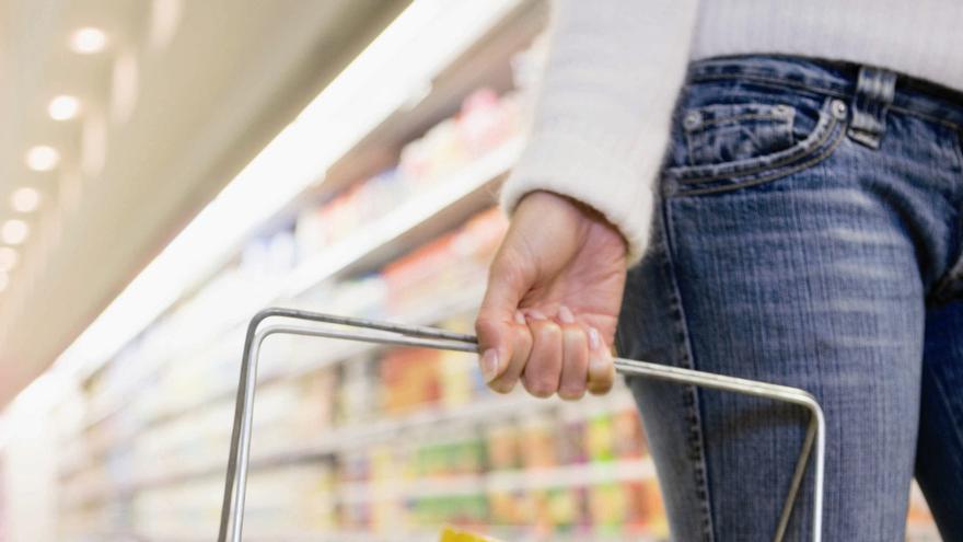 Las ventas de alimentación y droguería crecen un 3,2% en el último año