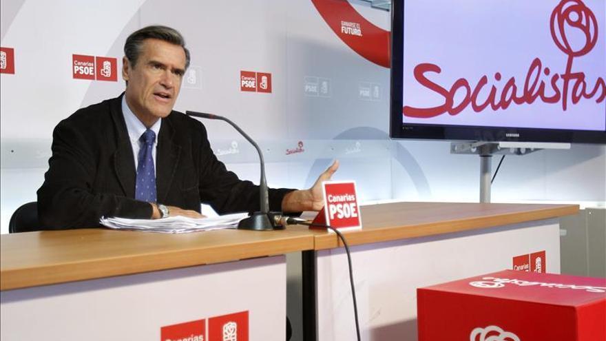 El eurodiputado López Aguilar (PSOE)