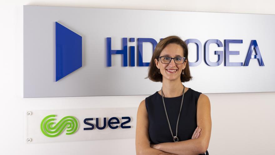 Inmaculada Serrano, nueva directora general de Hidrogea