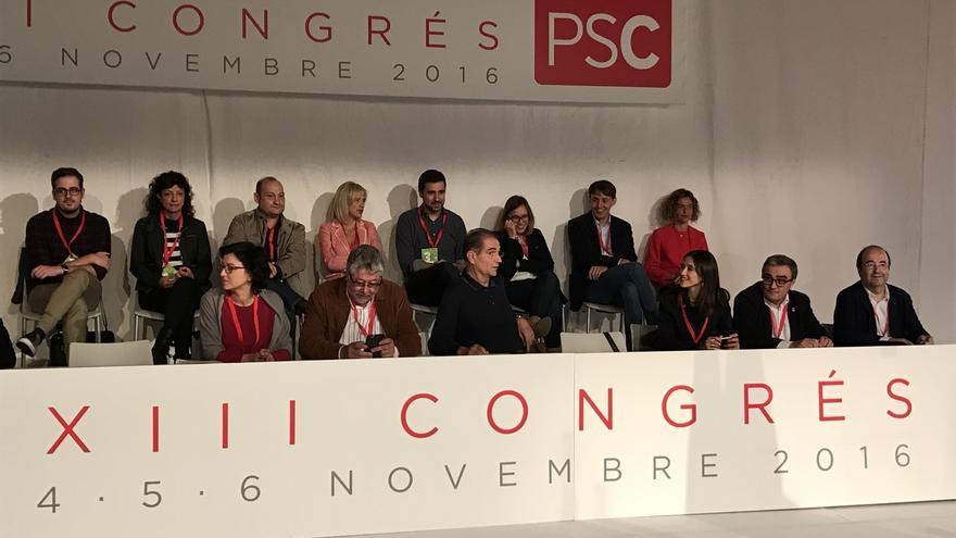 """Camil Ros (UGT) agradece al PSC su 'no' a Rajoy: """"Hicisteis lo que miles de trabajadores queríamos"""""""