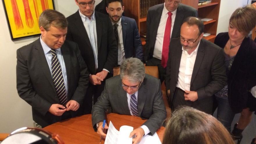 El PDeCAT plantea esta semana en el Congreso que el CGPJ obligue al Gobierno a negociar una salida al conflicto catalán