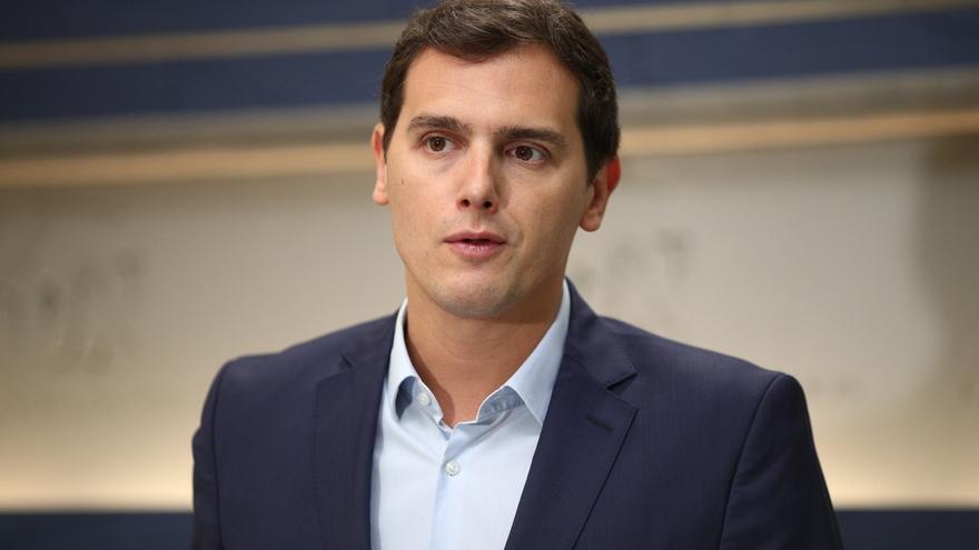 """Rivera insiste en que es """"más útil"""" 'acorralar' a Rajoy por Gürtel en la comisión del PP que en el Pleno del Congreso"""