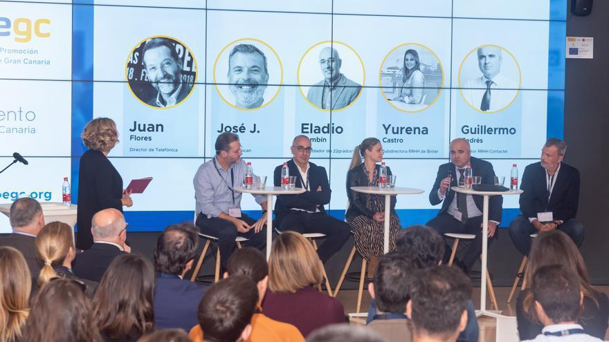 El Cabildo reúne a un centenar de Talentos de Gran Canaria de los cinco continentes para que compartan experiencias.