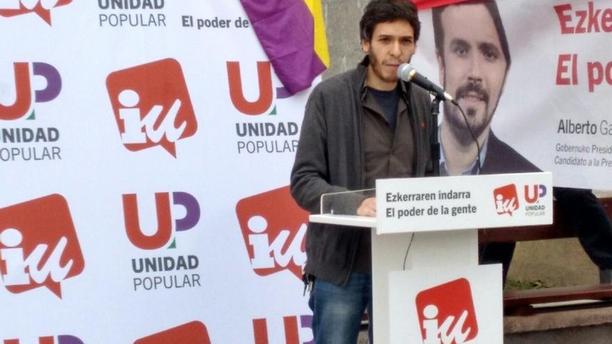 """Ezker Anitza-IU apuesta por crear empleo """"de calidad"""" para que la gente pueda tener """"una vida digna"""""""