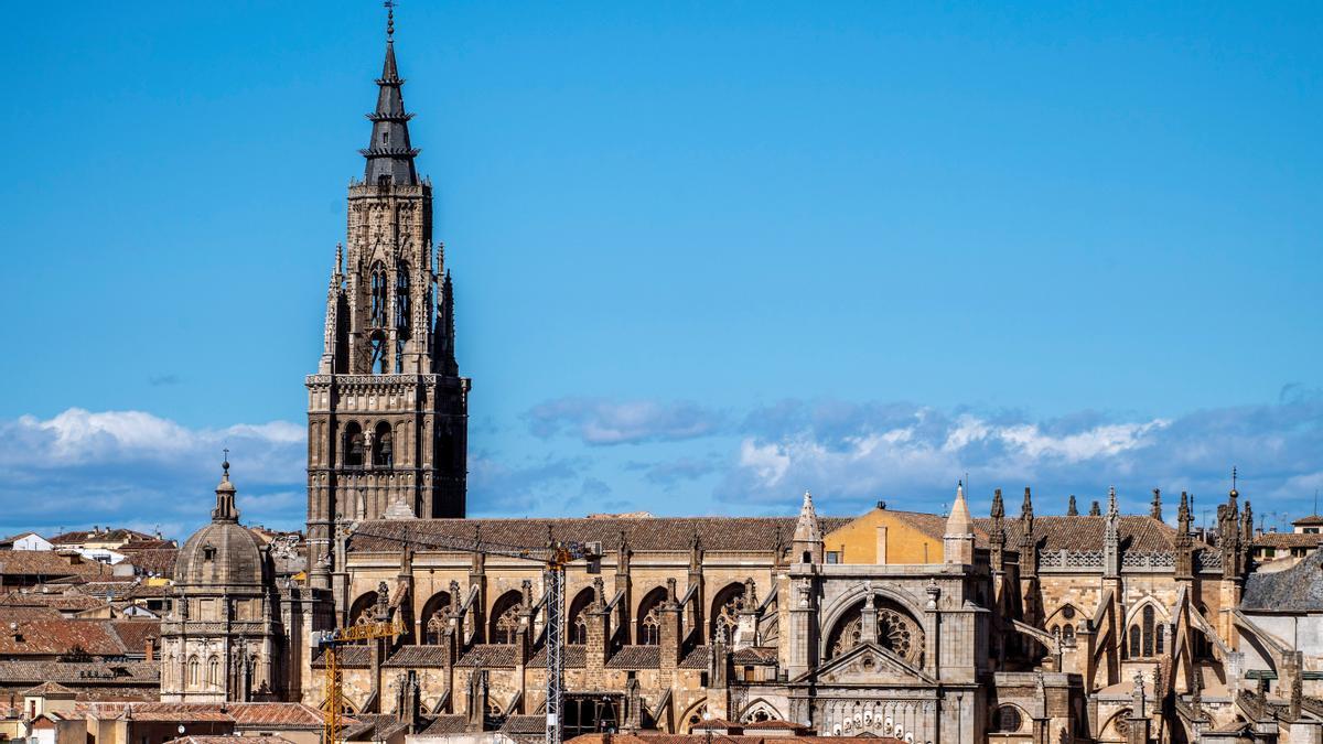 Los daños que ocasionó Filomena sobre la catedral toledana requerirán de una fuerte inversión pública