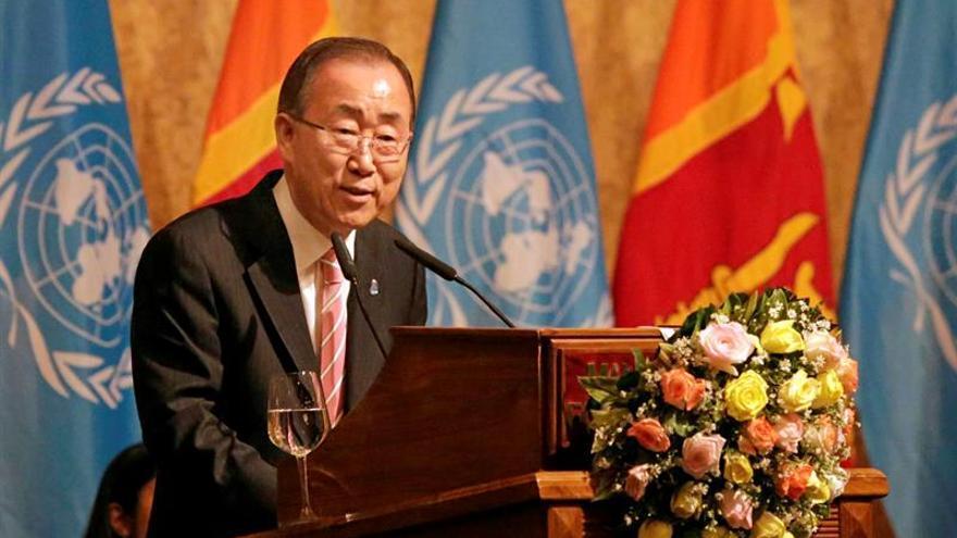 """Ban Ki-moon:""""Nunca había visto una tensión tan alta en la península de Corea"""""""