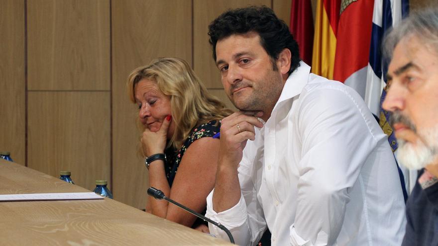 Manuel García, alcalde de Villaquilambre