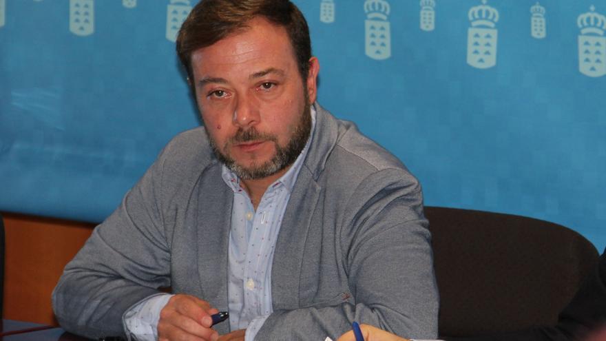 César Martín es director general de Agricultura.