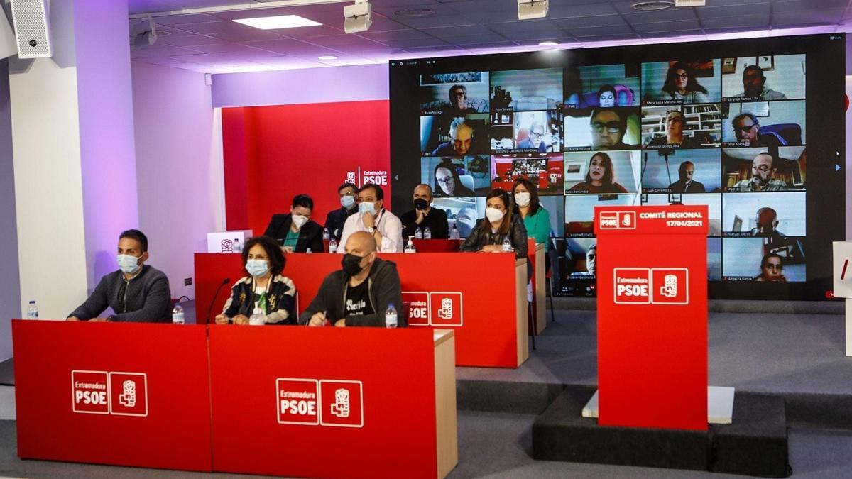 El PSOE ofrece su apoyo a lo que sobre este asunto manifieste el Consistorio cacereño.