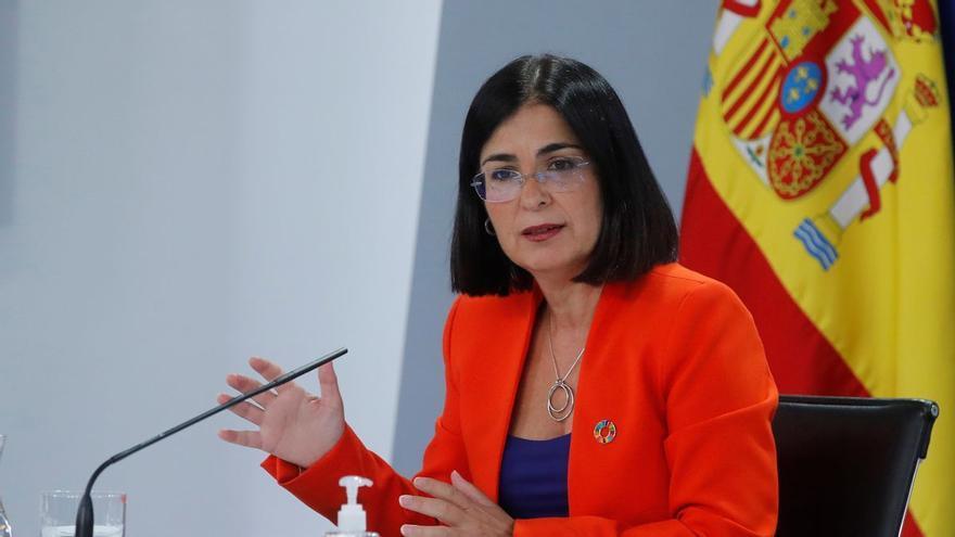 La canaria Carolina Darias será la nueva ministra de Sanidad en sustitución de Illa
