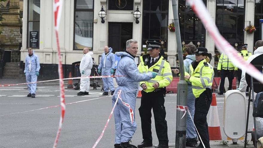 Un hombre de 30 años detenido en relación con el atentado de Londres