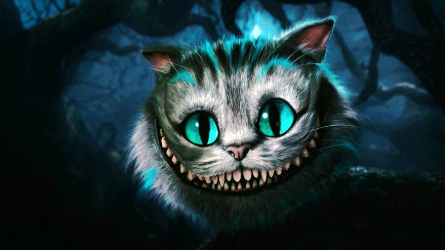 Si el gato de Cheshire tiene la capacidad de aparecer y desaparecer, esta web puede esfumarse en cualquier momento