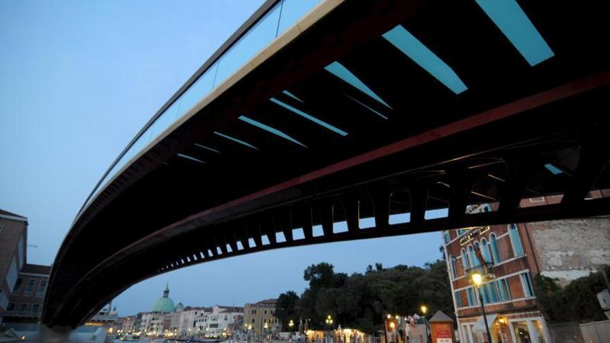 Venecia pedirá daños y perjuicios al arquitecto español Santiago Calatrava