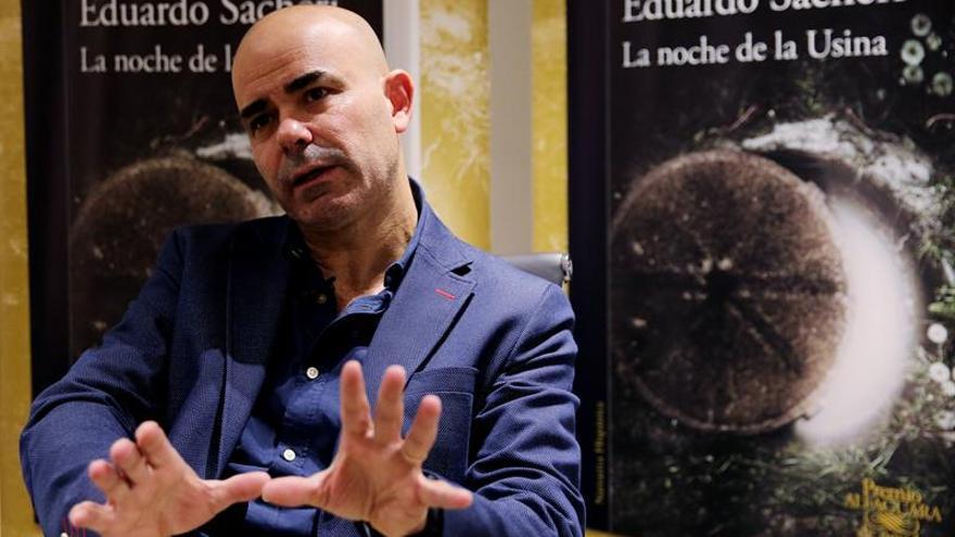 Eduardo Sacheri: mi biografía es el combustible de lo que escribo