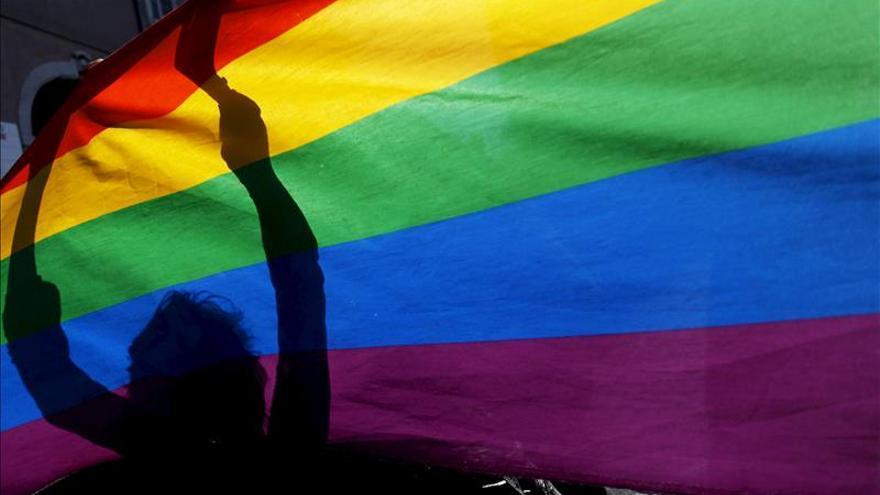 Imagen de archivo de la campaña por la liberación de dos homosexuales marroquíes.