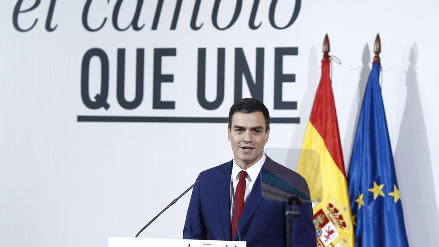 Sánchez visitará este martes Pamplona y mantendrá una reunión con representantes de UGT y CCOO de Volkswagen Navarra