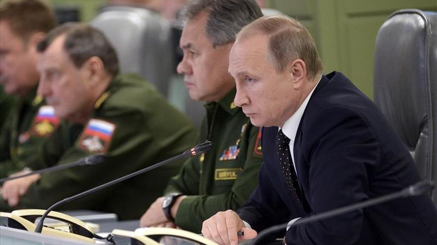 Rusia convoca al agregado militar turco tras incidente en el mar Egeo