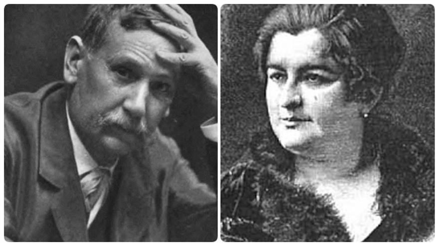 El centenario de Emilia Pardo-Bazán reaviva el interés por su relación con Galdós, un breve idilio amoroso que derivó en una amistad de décadas