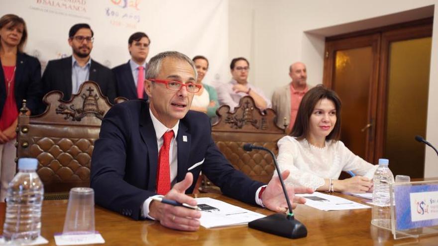 El rector de la Universidad de Salamanca pide a Educación una ...