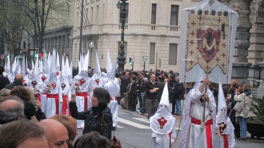 Juntas de Bizkaia piden que la Semana Santa de Balmaseda, Durango y Bilbao de declare 'Bien Cultural Calificado'