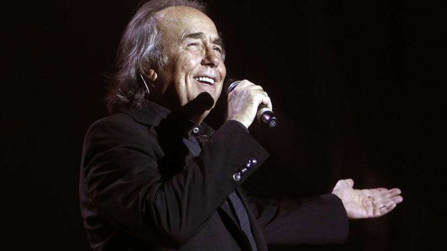 El cantante Joan Manuel Serrat, en una imagen de archivo.