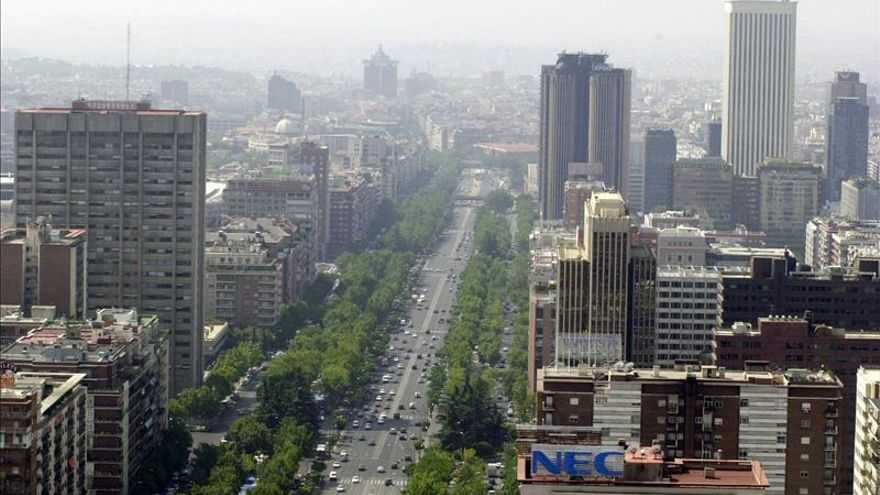 Madrid y Barcelona, las ciudades donde es más difícil aparcar en la calle