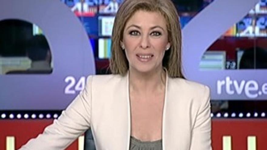 Beatriz Pérez Aranda, del 'pepino' a su particular traducción del Boss en TVE