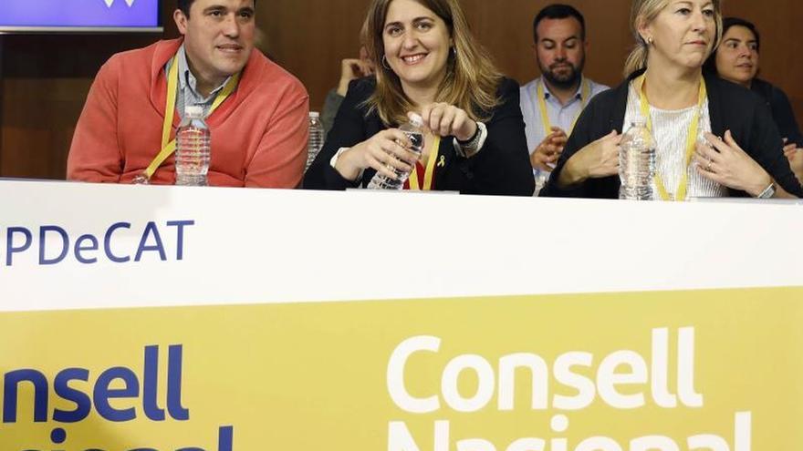 """El PDeCAT avisa de que sus votos serán """"incompatibles"""" con los de Ciudadanos"""