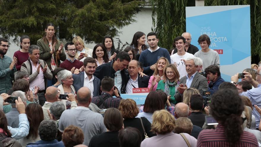 """Sánchez se cuela en el debate de Podemos: """"Lo duro fue ver a Pablo Iglesias votando no a un gobierno progresista"""""""