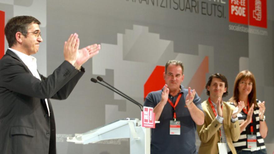 """López dice que será """"un dique de contención ante los nuevos planes Ibarretxe"""""""