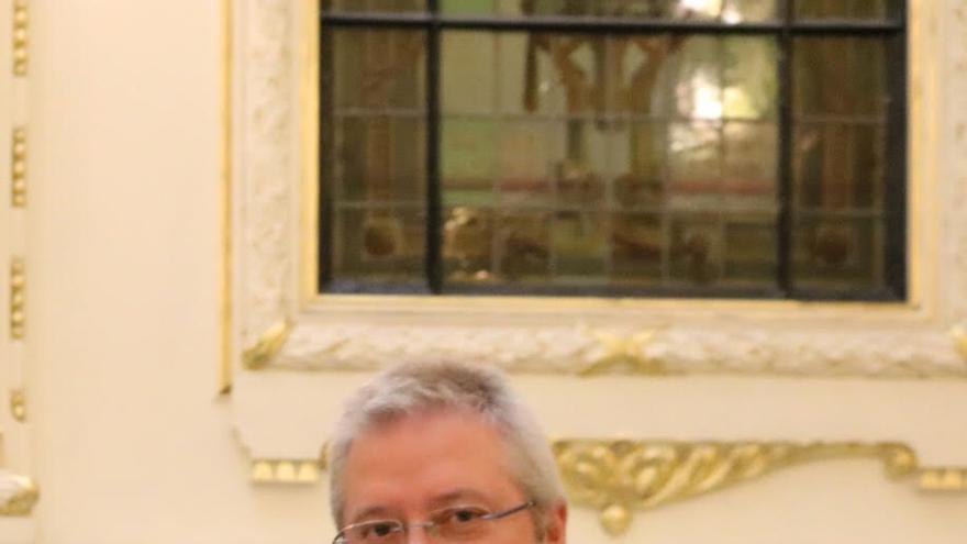 José Ignacio Asensio (PSE-EE), diputado foral de Gipuzkoa de Medio Ambiente