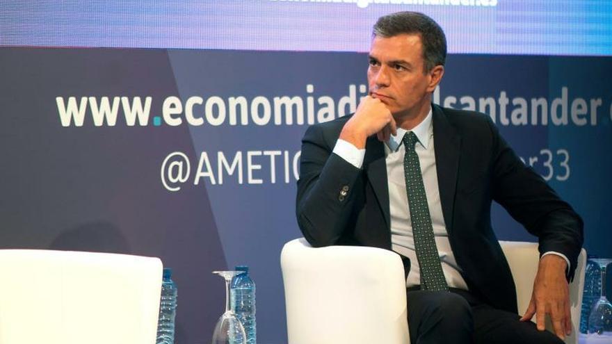 Sánchez plantea presupuestos plurianuales en innovación y reindustrialización