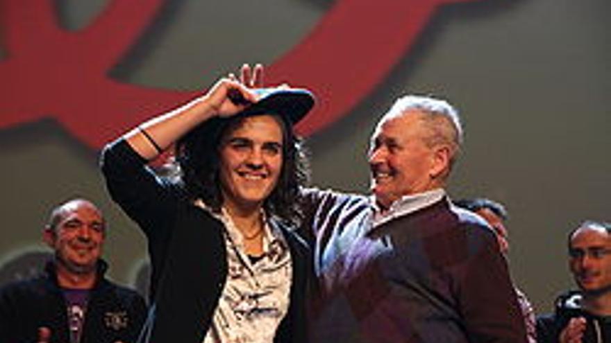 Maialen Lujanbio, 2009ko garailea